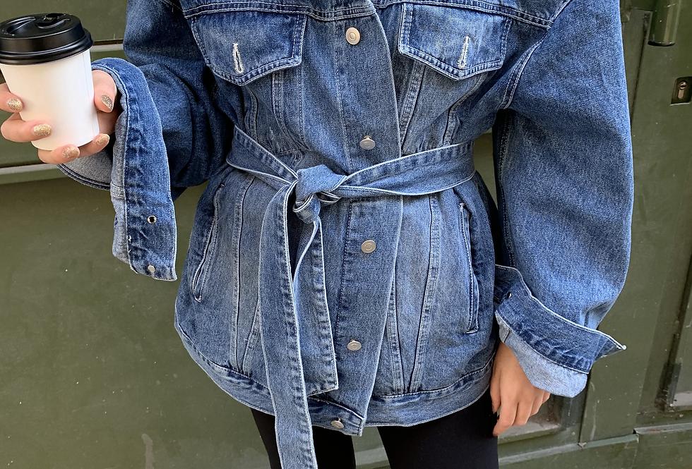 Super Oversized Denim Jacket