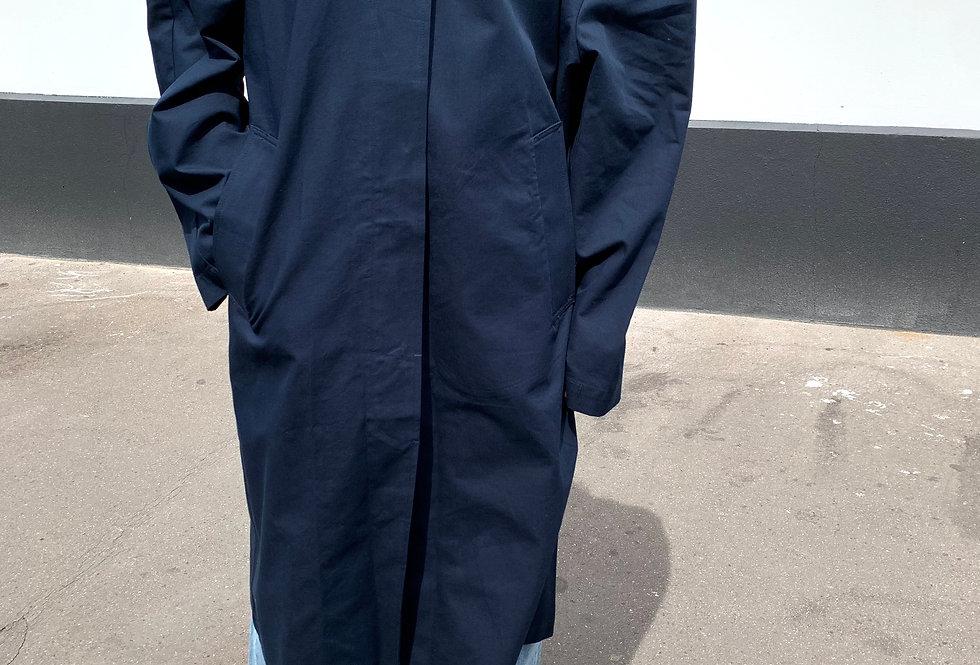 Unbalance Shoulder Coat (2colors)