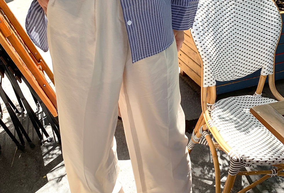 Relaxed Trousers (2colors)