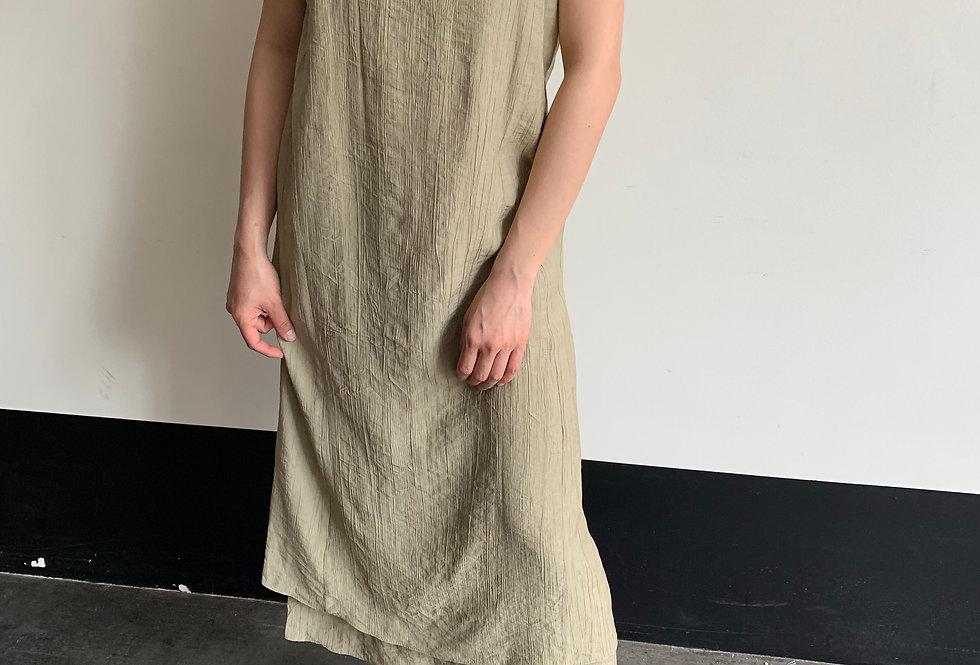 Double Layer Dress (2colors)