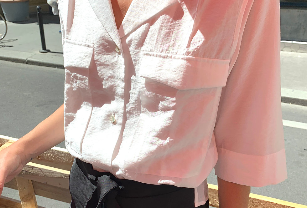 Pocket Shirt (2colors)