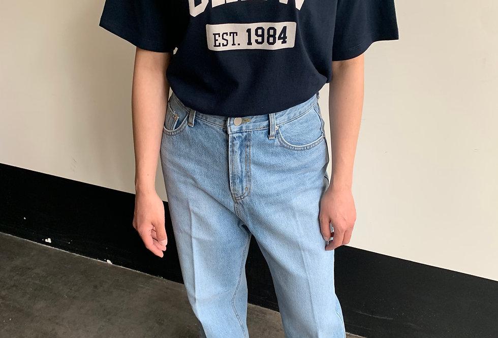 Crew T-shirt (2colors)