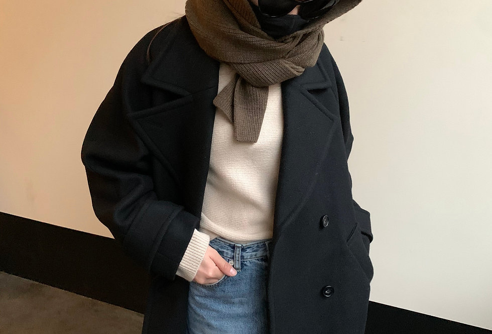 Hooded Scarf (2colors)