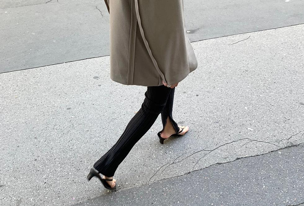 Pleated Leggings