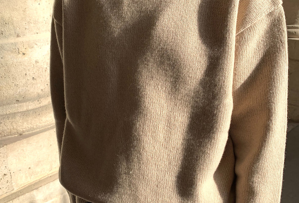 Turtleneck Sweater (2colors)
