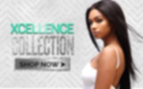 XCELLENCE WEB ICON XCELLENCE HAIR COLLEC