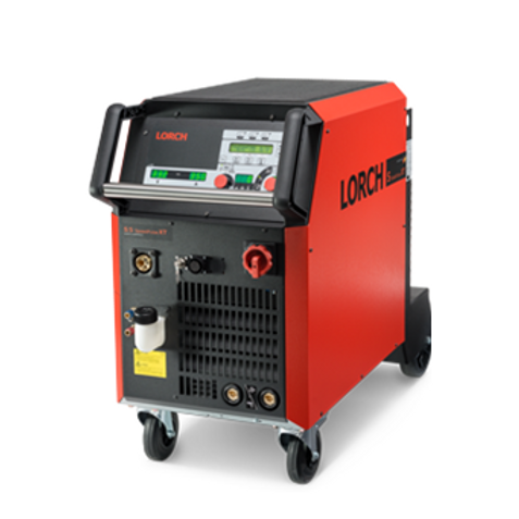 Lorch S5 SpeedPulse XT Compact Mig Welding Machine - Water Cooled, Fully Loaded