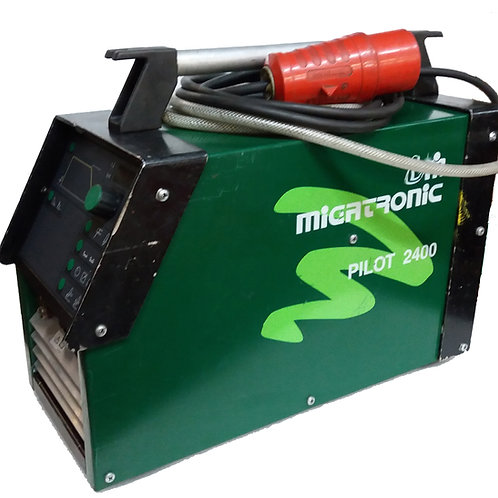 Migatronic Pilot 2400 3 Phase TIG Inverter Welding Machine