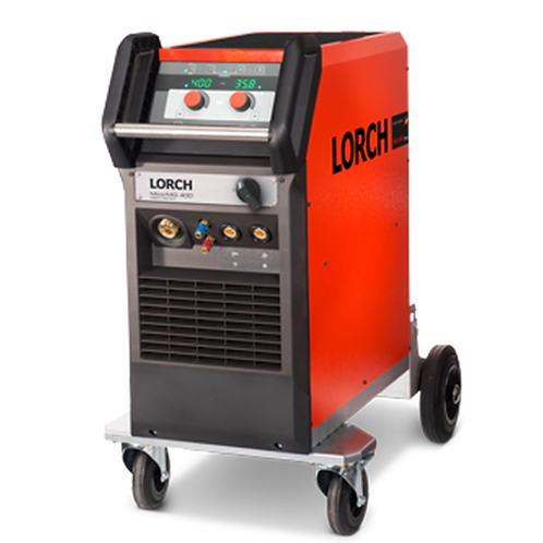 Lorch MicorMIG Pulse 400 BasicPlus Water-cooled Compact MIG Machine