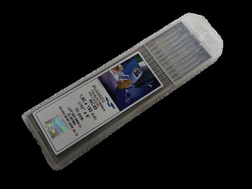 1.6mm x 150mm WC20 TIG Electrodes - 10pcs