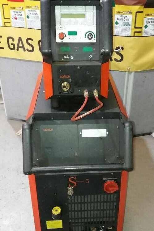 Lorch Saprom S3 MIG Watercooled Welding Machine - Used