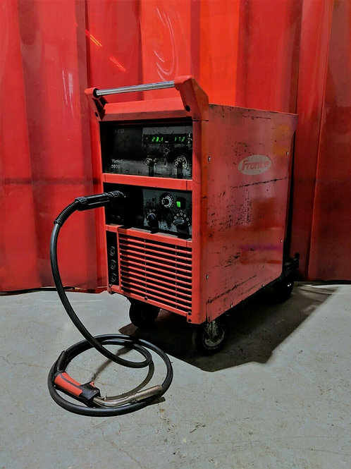 Fronius Vario Synergic 5000 Compact Air Cooled MIG Welder - Used