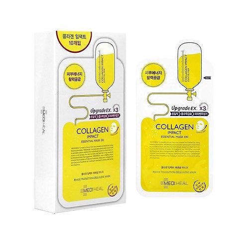 Mediheal - Collagen Impact Essential Mask EX (10 pcs)