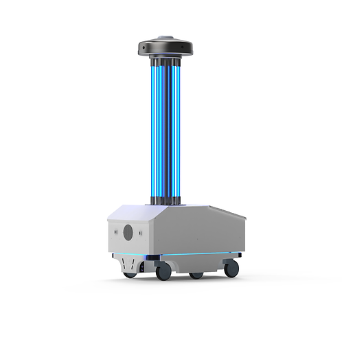 UV-C Robot Disinfecting System *Call for Pricing*