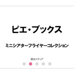 ピエ・ブックス/ミニシアターフライヤーコレクション