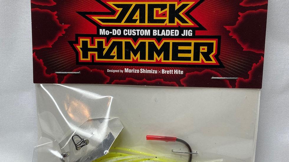 Evergreen Jackhammer