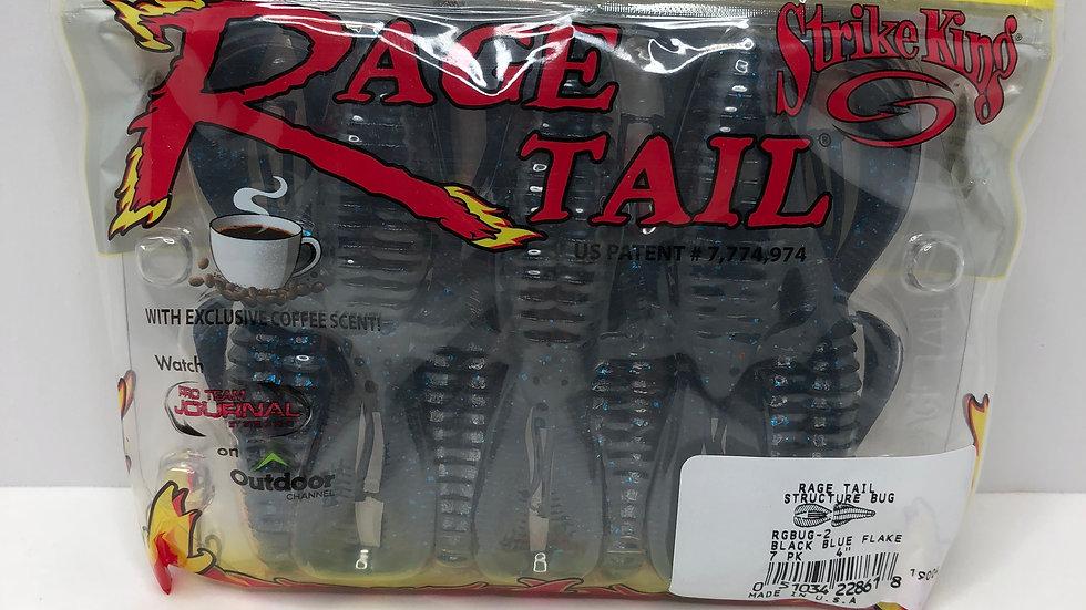 Strike King Rage Tail Structure Bug