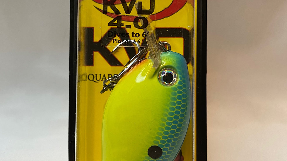 Strike King KVD 4.0