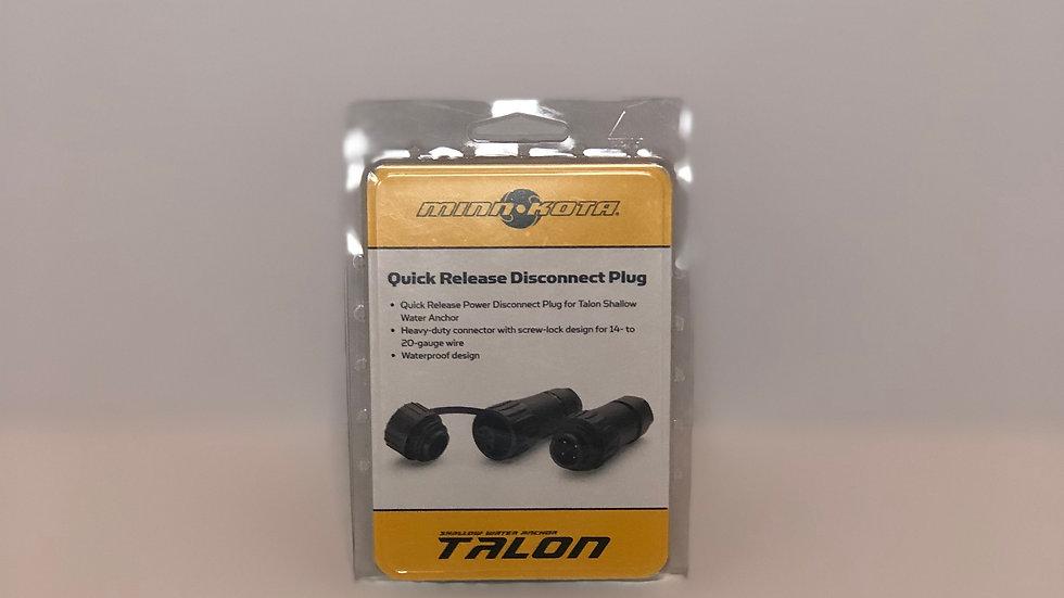 Minn Kota Quick Release Disconnect Plug