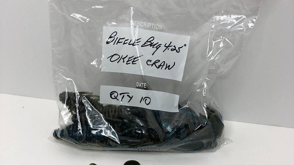 Gene Larew Biffle Bug (10 count)