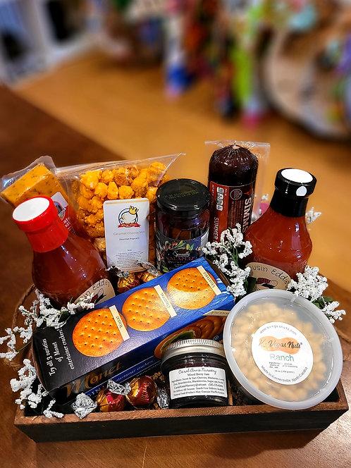 Local Goodies Mix Gift Basket- Large