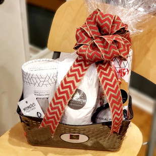 Downtown Shopping Gift Basket
