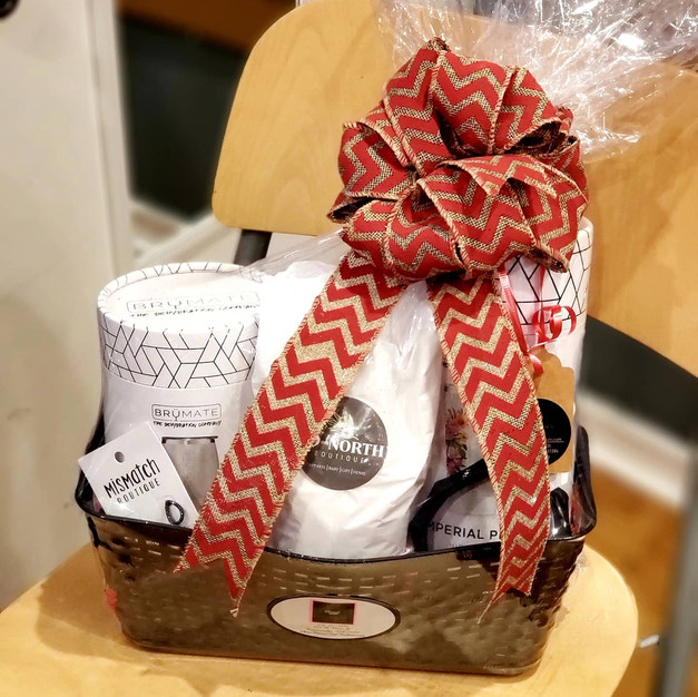 Downtown Shopping Gift Basket