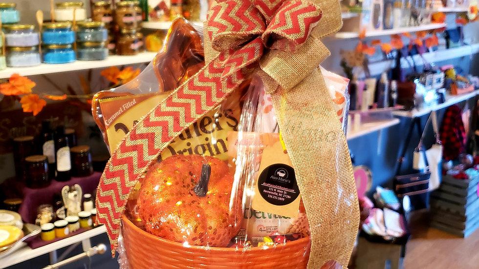 Autumn Warmth Basket