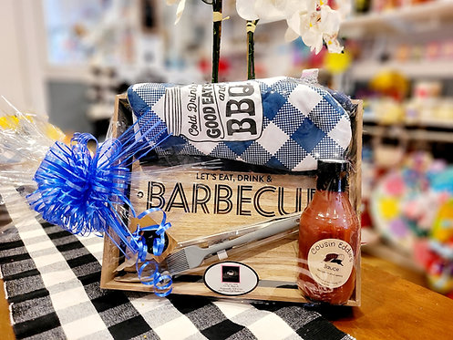 BBQ Serving Tray Gift
