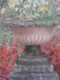 English Garden, The Urn