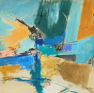 About Blue,  Abstract Considerations, 23