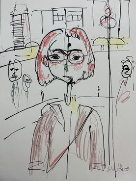 subway stories sketch