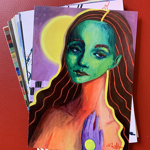 postkarte, alisa