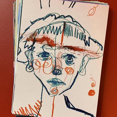 postkarte, untitled