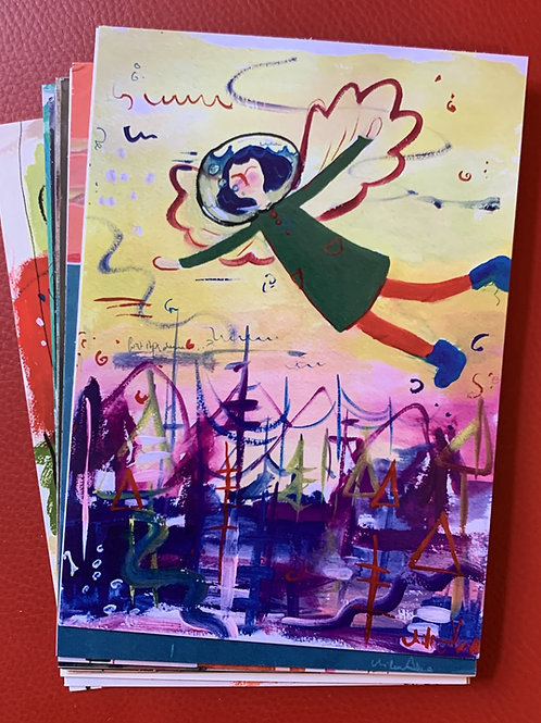 postkarte, fears