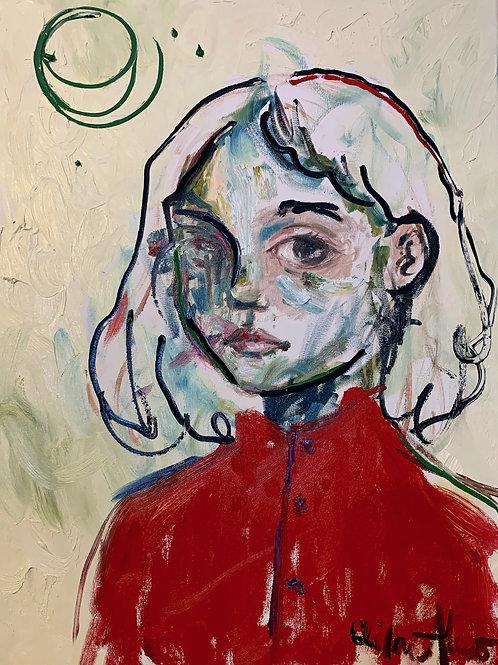 oil painting PRINT