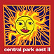 Colorful version of the Central Park East II Logo