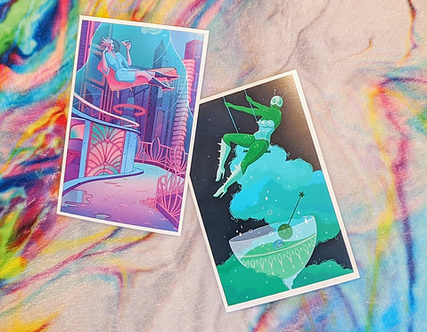 4x6 Art Print
