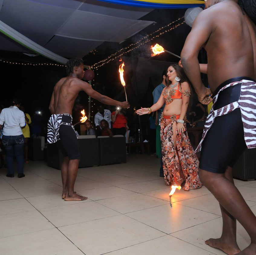bellydancer Kenya