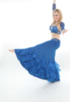 Book a bellydancer for your birthda party