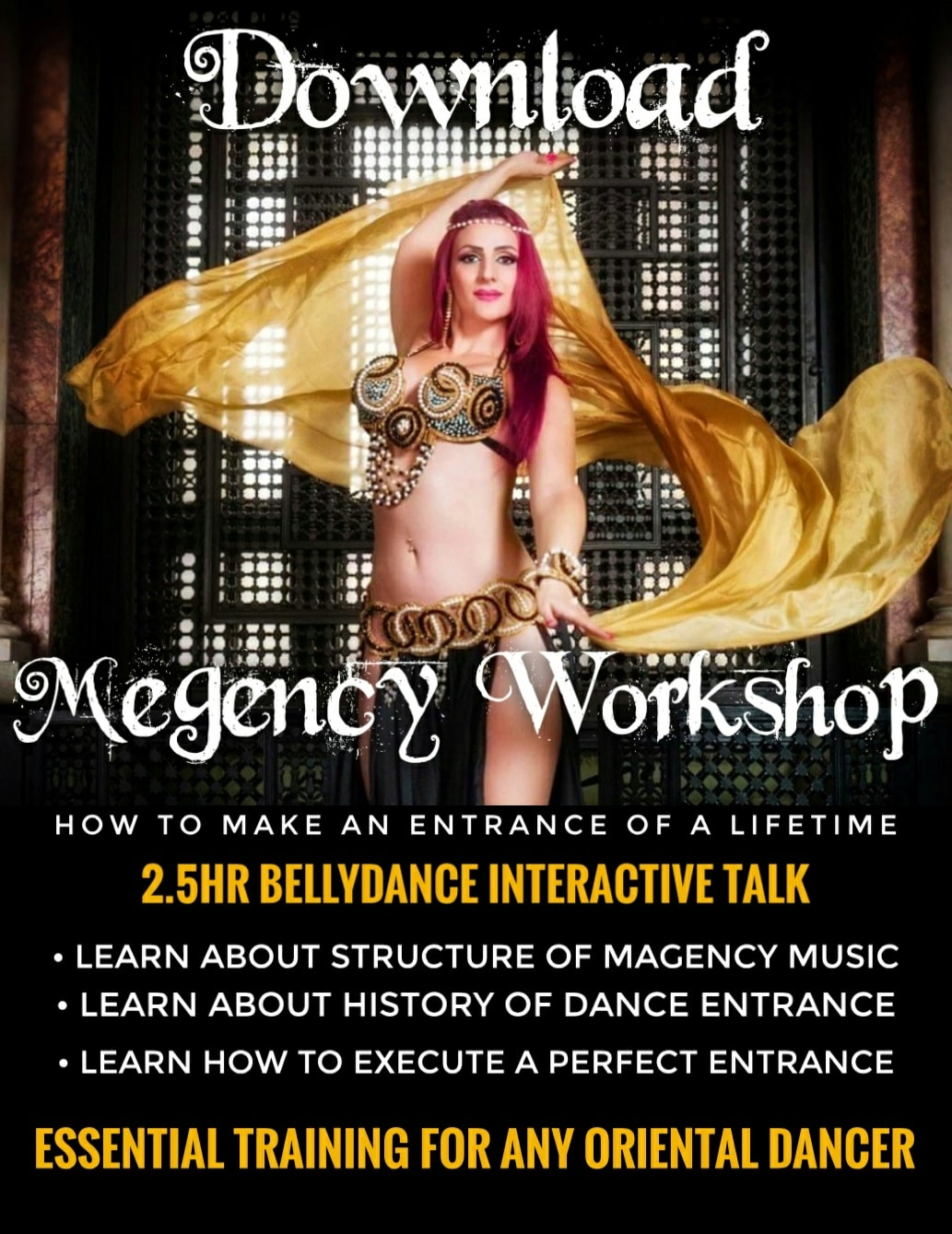 Magencey Workshop Talk