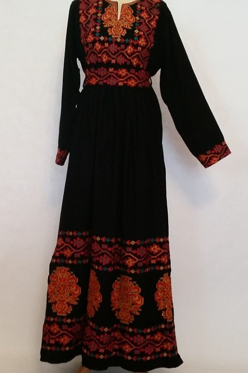 Bedouin Embroidered Dress