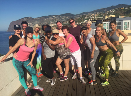 Madeira 2016 Fitness Retreat
