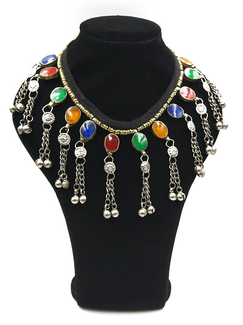Rainbow sweet Kuchi necklace BEST SELLER
