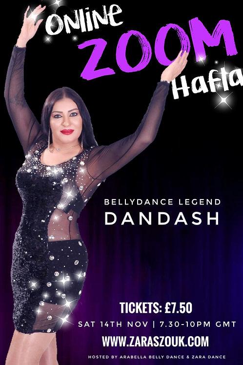 Zameena Zoom Hafla NOVEMBER 14th