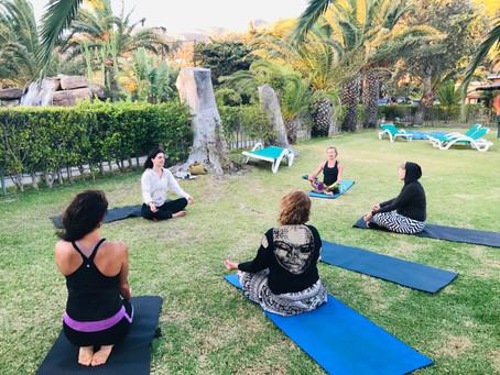 Spain 2017 Wellness Retreat