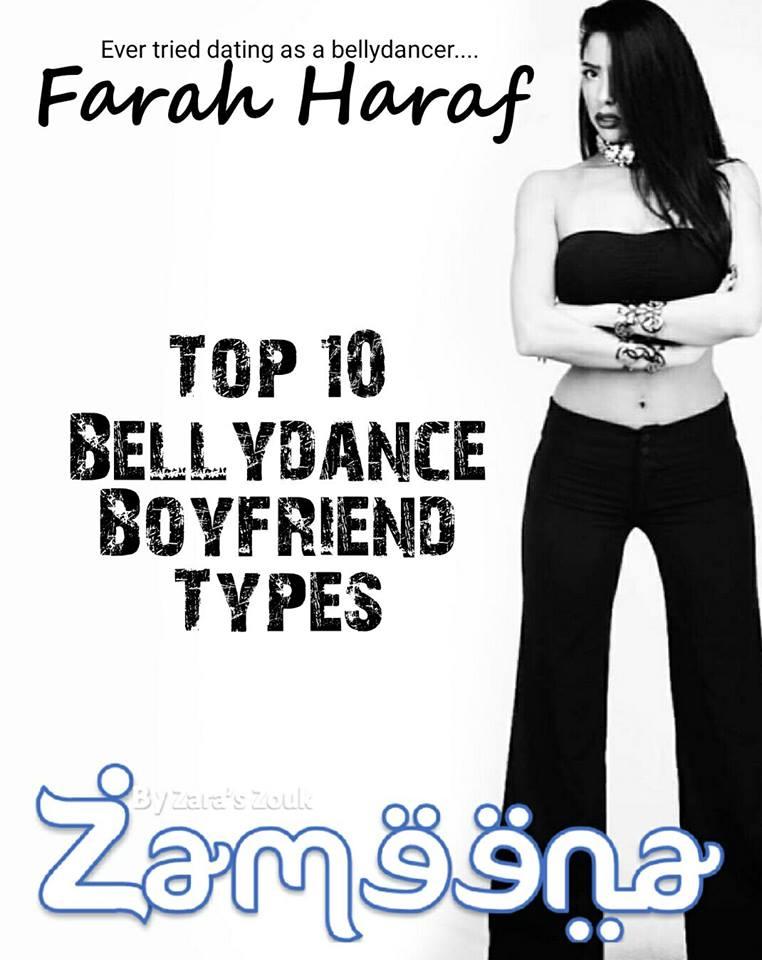 Farah Haraf Top 10 Boyfriends