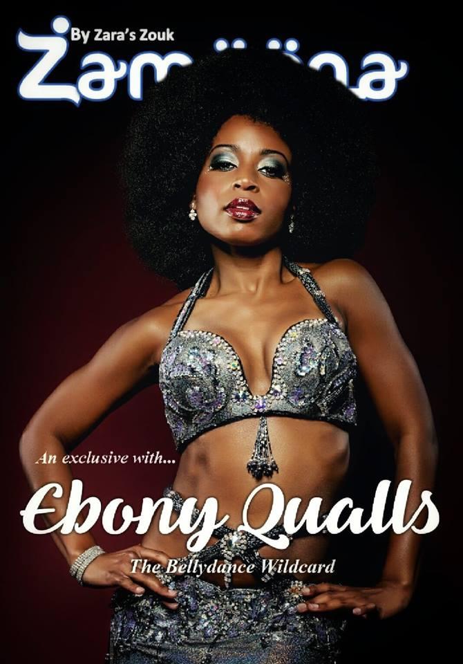 Ebony Qualls