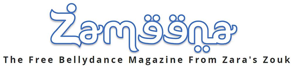 Zameena bellydance magazine