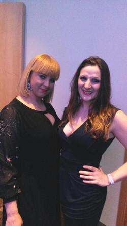 Singer Hanan with Zara Dance
